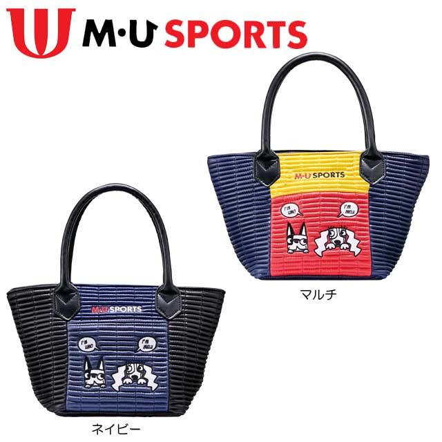 【送料無料】【2018年モデル】 MU SPORTS ポーチ 703W6008