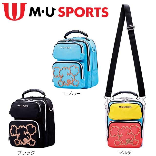 【送料無料】【2018年モデル】 MU SPORTS ポーチ 703W6032