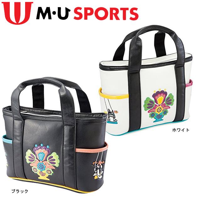 【送料無料】MU SPORTS ポーチ 703U2002