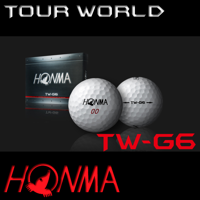 1打真的旅游世界TOUR WORLD TW-G6高尔夫球