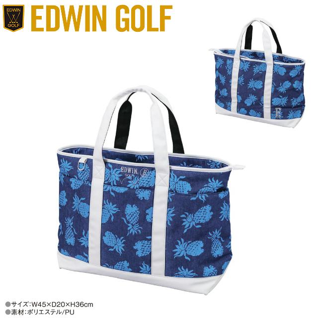 【送料無料】 EDWIN GOLF エドウィン ゴルフ トートバック EDWIN-138T