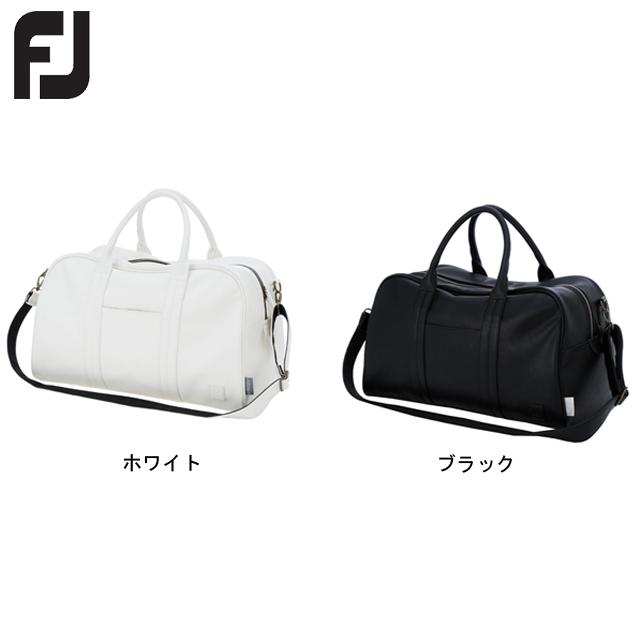 クリアランスsale!期間限定! 100%品質保証 日本正規品 送料無料 FOOTJOY フットジョイ ダッフルバッグ FJモノトーンシリーズ FA19TVDFLM
