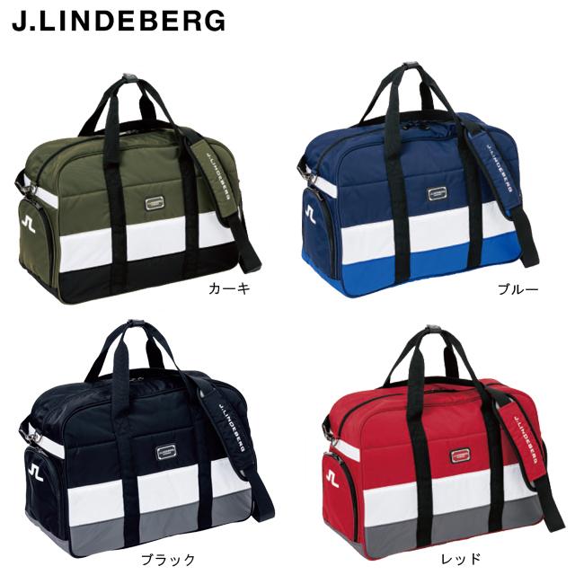 【送料無料】 J.LINDEBERG ジェイリンドバーグ ボストンバッグ JL-114