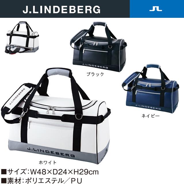 【送料無料】 J.LINDEBERG ジェイリンドバーグ ボストンバッグ JL-115