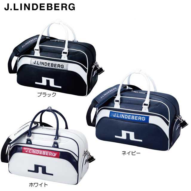 【送料無料】【2018年モデル】 J.LINDEBERG ジェイリンドバーグ ボストンバッグ JL-117
