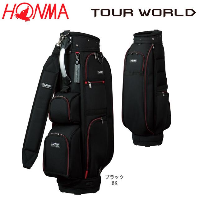 【送料無料】ホンマ ツアーワールド TOUR WORLD キャディバッグ CB-1511