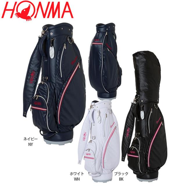 【送料無料】ホンマ レディス キャディバッグ CB-6605 (CB6605)