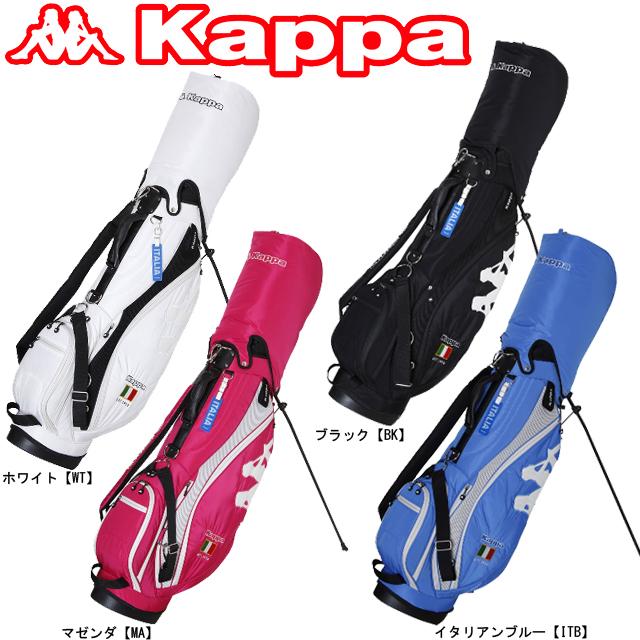 【送料無料】 KAPPA GOLF カッパ ゴルフ スタンド キャディバッグ KG618BA51