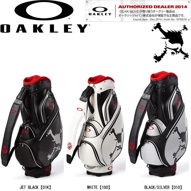 Oakley 9 0 Skull Golf Bag Caddy 92833 Jp