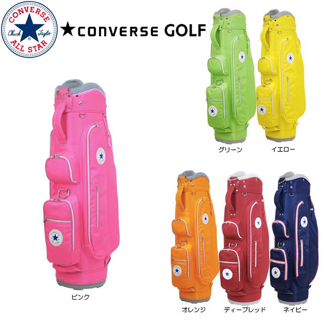 【送料無料】CONVERSE GOLF コンバース ゴルフ ビビッド キャディバッグ CS-CB03