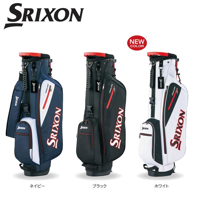 【送料無料】ダンロップ スリクソン SRIXON GGC-S115 コンパクト スタンドキャディバッグ