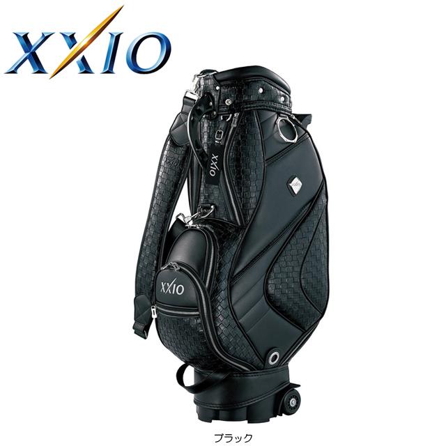 【送料無料】 ダンロップ ゼクシオ XXIO キャスター付き ハイエンドモデル GGC-X083 キャディバッグ