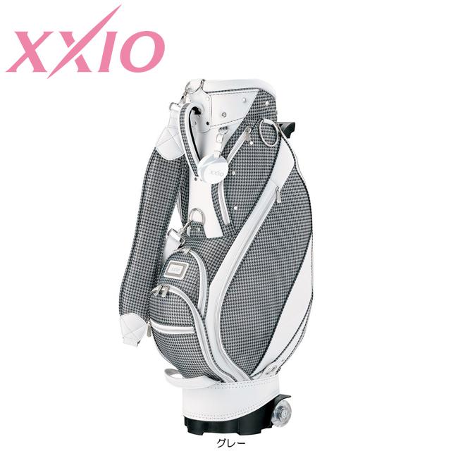 【送料無料】 ダンロップ ゼクシオ XXIO キャスター付き レディスモデル GGC-X084W キャディバッグ