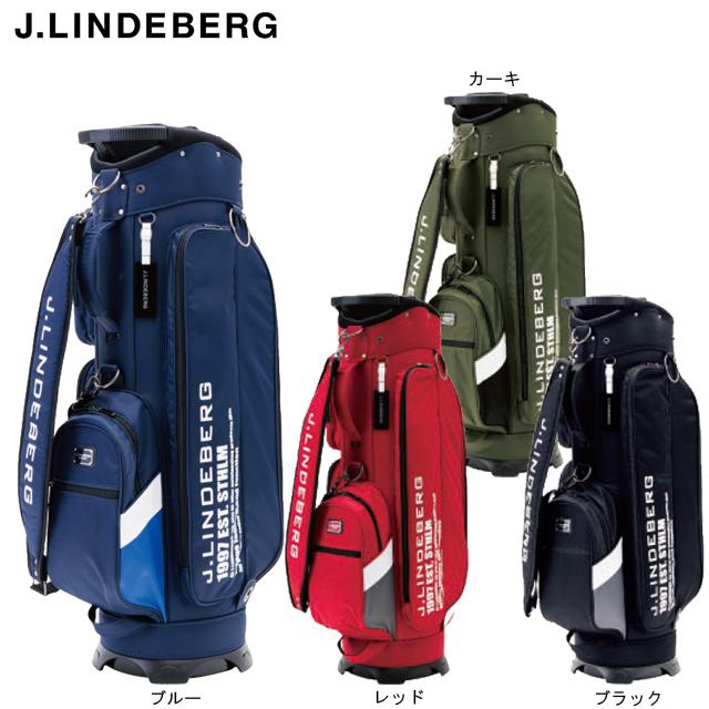 【送料無料】 J.LINDEBERG ジェイリンドバーグ キャディバッグ JL-014