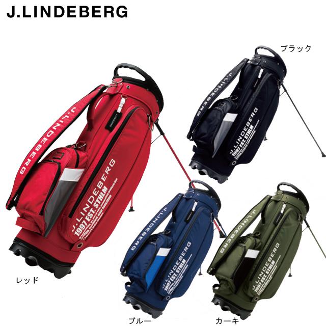 【送料無料】 J.LINDEBERG ジェイリンドバーグ スタンド キャディバッグ JL-014S