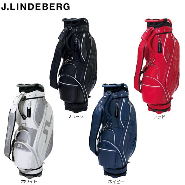 【送料無料】【2019年モデル】 J.LINDEBERG ジェイリンドバーグ キャディバッグ JL-018