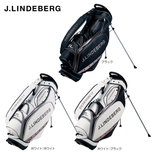 【送料無料】【2019年モデル】 J.LINDEBERG ジェイリンドバーグ スタンド キャディバッグ JL-019S