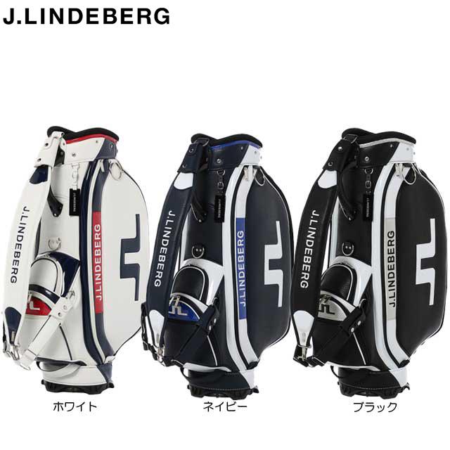 【送料無料】【2018年モデル】 J.LINDEBERG ジェイリンドバーグ キャディバッグ JL-017
