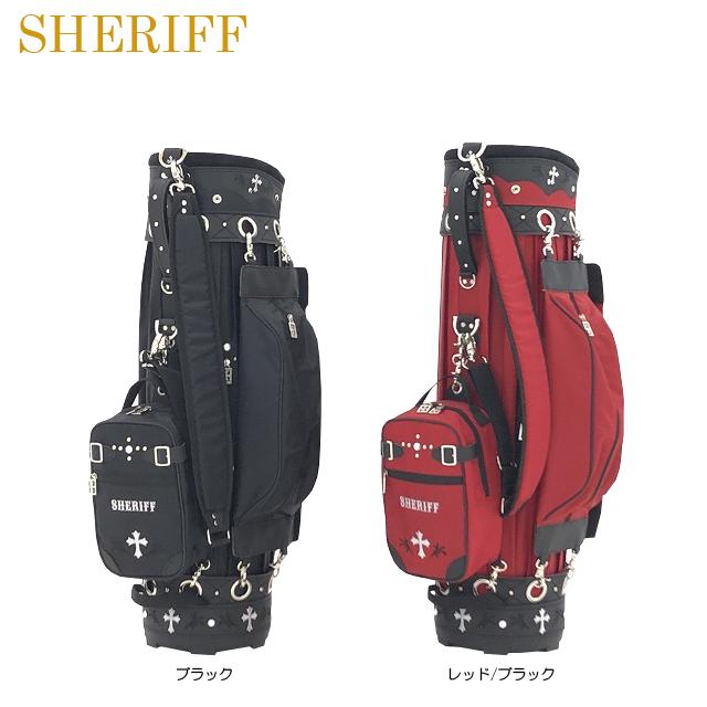 【送料無料】【2020年モデル】【PREMIUM シリーズ】 SHERIFF シェリフ 数量限定モデル キャディバッグ SP-006 CB