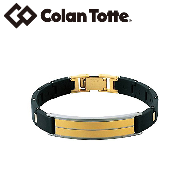 【送料無料 メール便】ColanTotte コラントッテ マグチタン ケイズデザイン TYPE-G ブレストレット 腕用タイプ