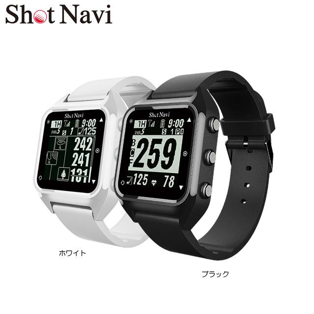 【送料無料】Shot Navi ショットナビ HuG 腕時計型 GPSゴルフナビ