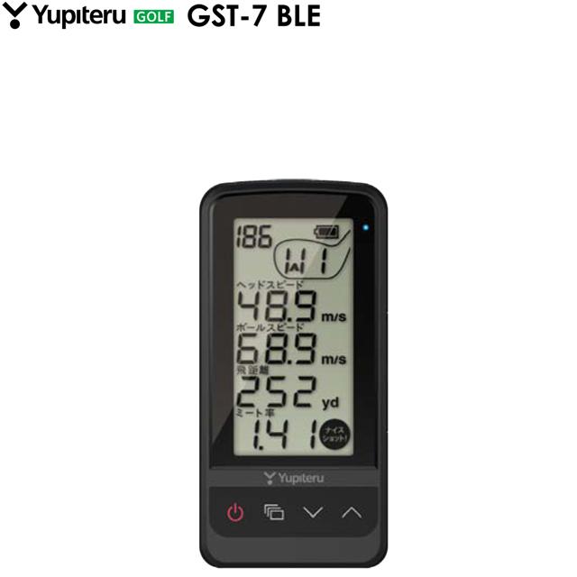 【送料無料】YUPITERU GOLF ユピテル ゴルフスイングトレーナー GST-7 BLE (P)