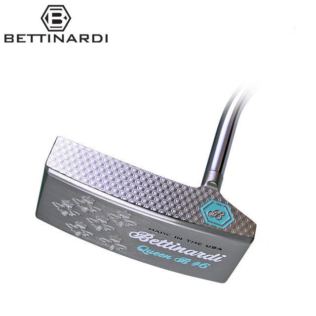 【送料無料】【日本正規品】BETTINARDI ベティナルディ Queen B QB6 パター
