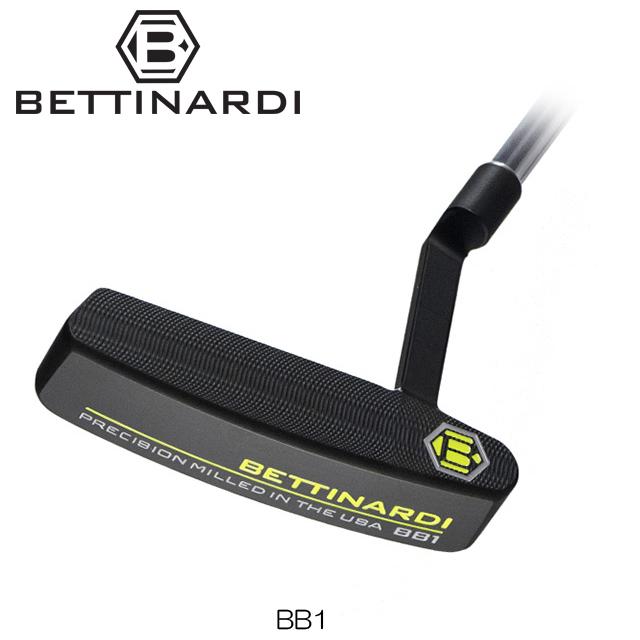 【送料無料】【日本正規品】【2018年モデル】BETTINARDI ベティナルディ 2018 BB SERIES BB1 パター