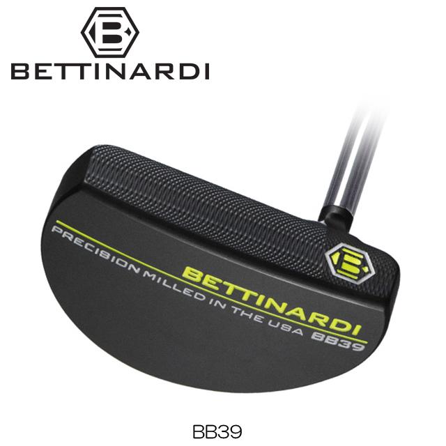 【送料無料】【日本正規品】【2018年モデル】BETTINARDI ベティナルディ 2018 BB SERIES BB39 パター