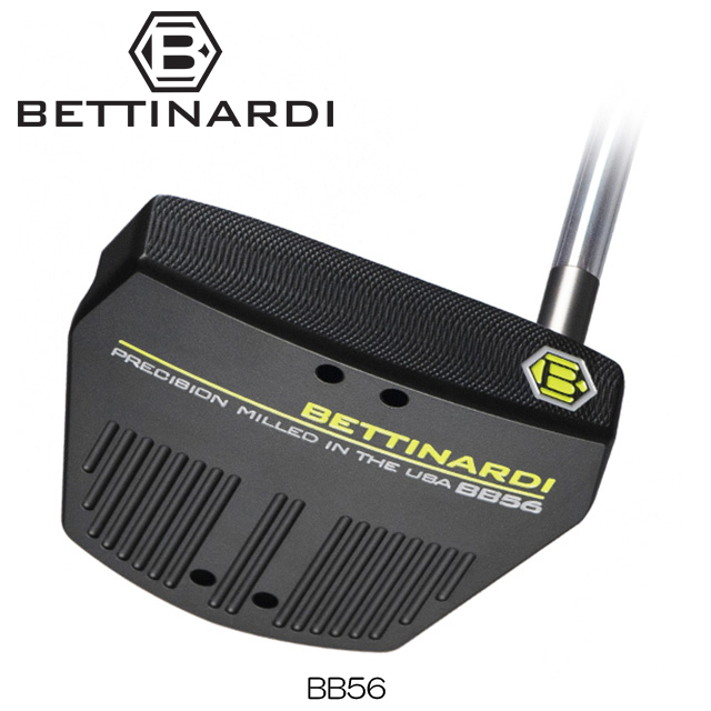 【送料無料】【日本正規品】【2018年モデル】BETTINARDI ベティナルディ 2018 BB SERIES BB56 パター