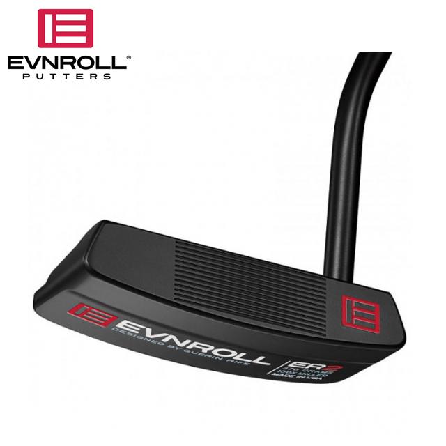 【送料無料】【日本正規品】EVNROLL イーブンロール ER2 MidBlade Black ミッドブレード ブラック パター