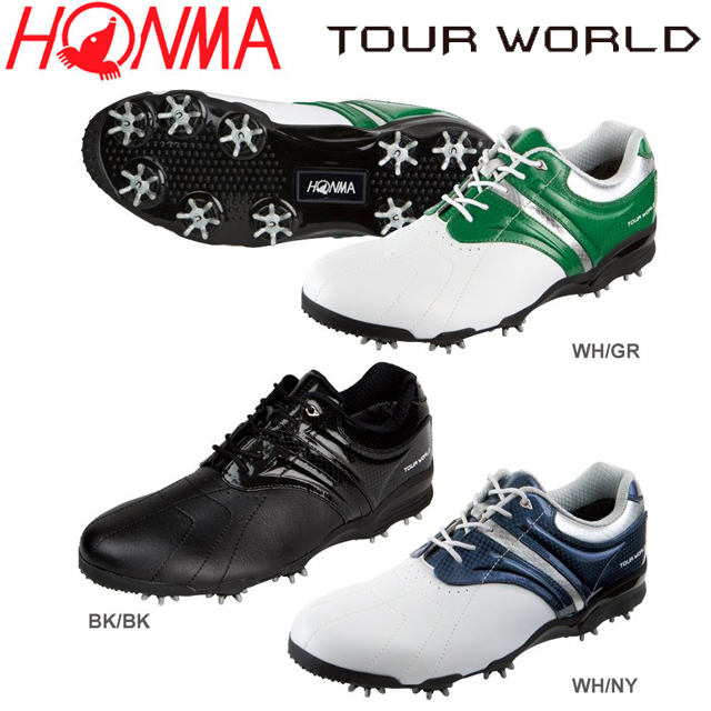 【送料無料】 ホンマ TOUR WORLD ツアーワールド SS-3405 ゴルフシューズ