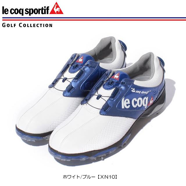 【送料無料】【2017年モデル】 ルコック le coq sportif ゴルフシューズ QQ0592