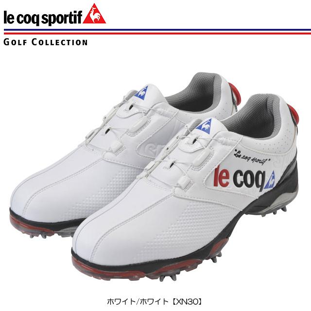 【送料無料】【2017年モデル】 ルコック le coq sportif ゴルフシューズ QQ0595