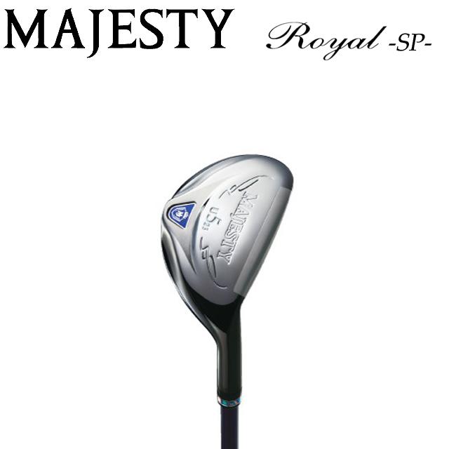 【送料無料】マルマン MAJESTY Royal SP UTILITY マジェスティ ロイヤル エスピー ユーティリティ