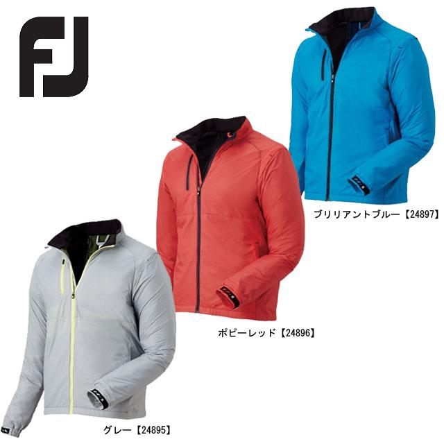 【送料無料】FOOTJOY フットジョイ サーマルフリースジャケット FJ-F15-O54