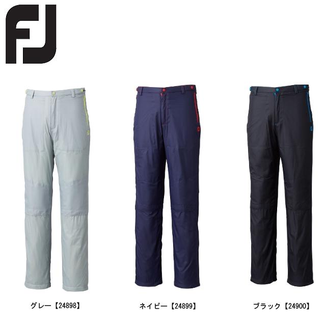 【送料無料】【防寒】 FOOTJOY フットジョイ サーマル フリースパンツ FJ-F15-P52
