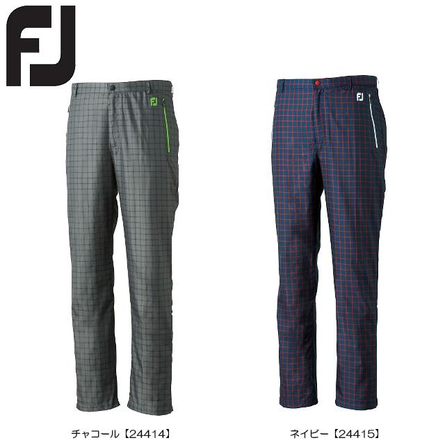 【送料無料】 FOOTJOY フットジョイ ラインパンツ FJ-F16-P52