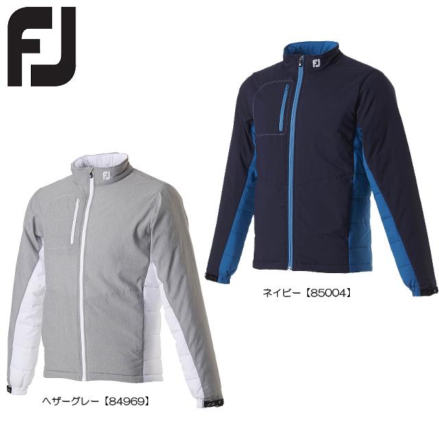 【送料無料】FOOTJOY フットジョイ キルティングジャケット FJ-F17-O61