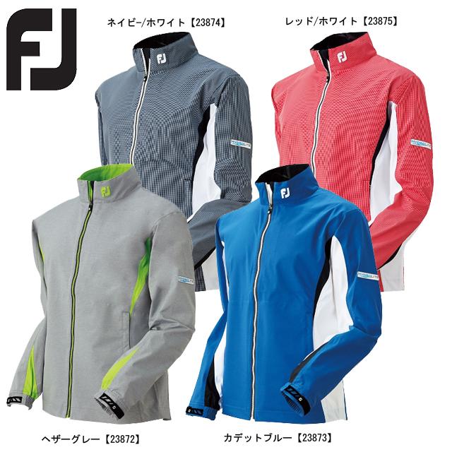 【送料無料】 FOOTJOY フットジョイ ハイドロライト レイン ジャケット FJ-S17-O01 レインウエア
