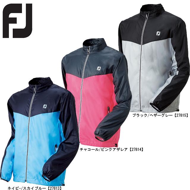 【送料無料】 FOOTJOY フットジョイ ライトウェイト ウィンドジャケット FJ-S17-O53