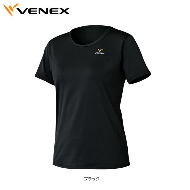 【送料無料】Venex ベネクス リフレッシュTシャツ レディース 6706