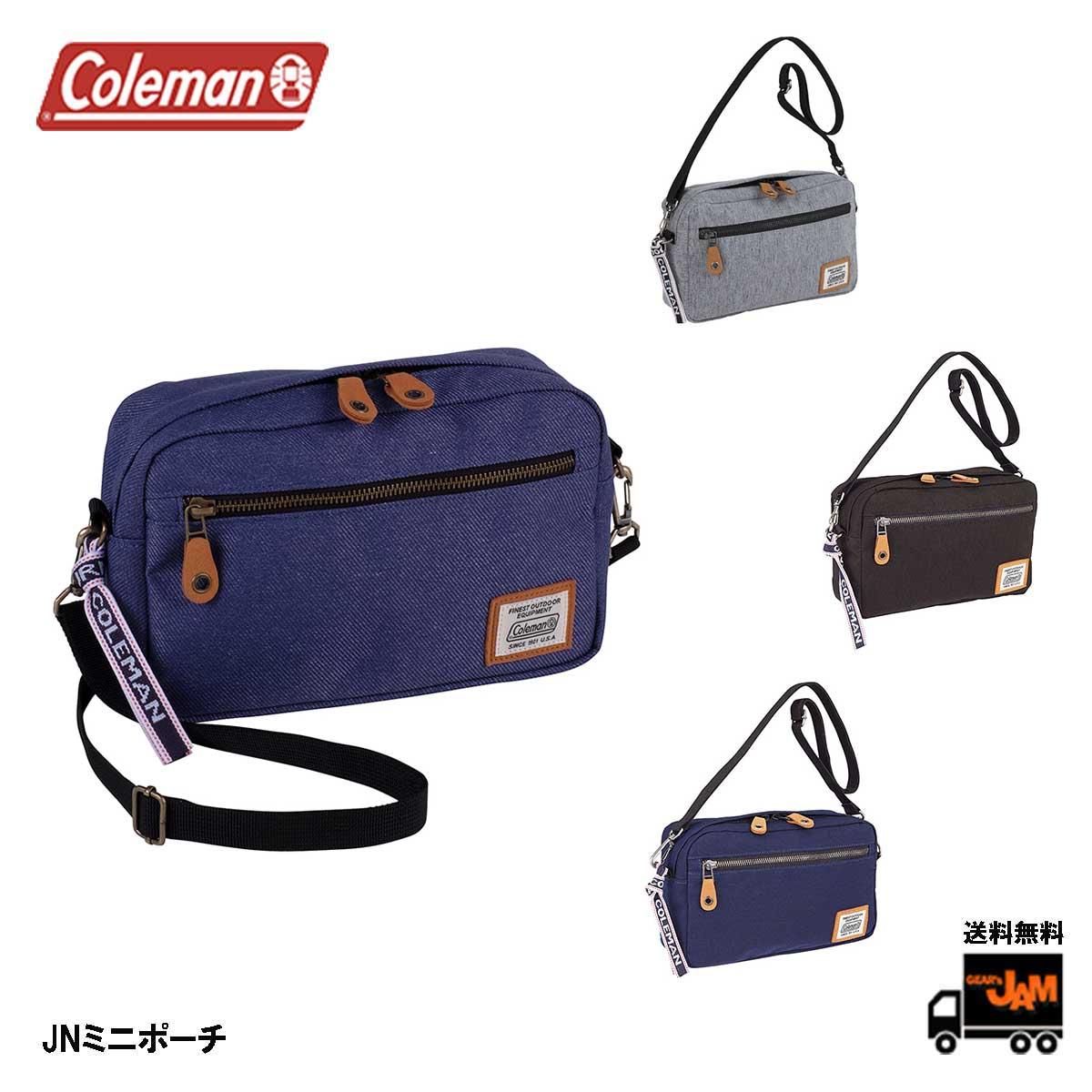 Coleman コールマン JN MINIPOUCH 人気 おすすめ JNミニポーチ アウトドア ショルダー メンズ 送料無料 ポーチ 日本全国 ミニ レディース