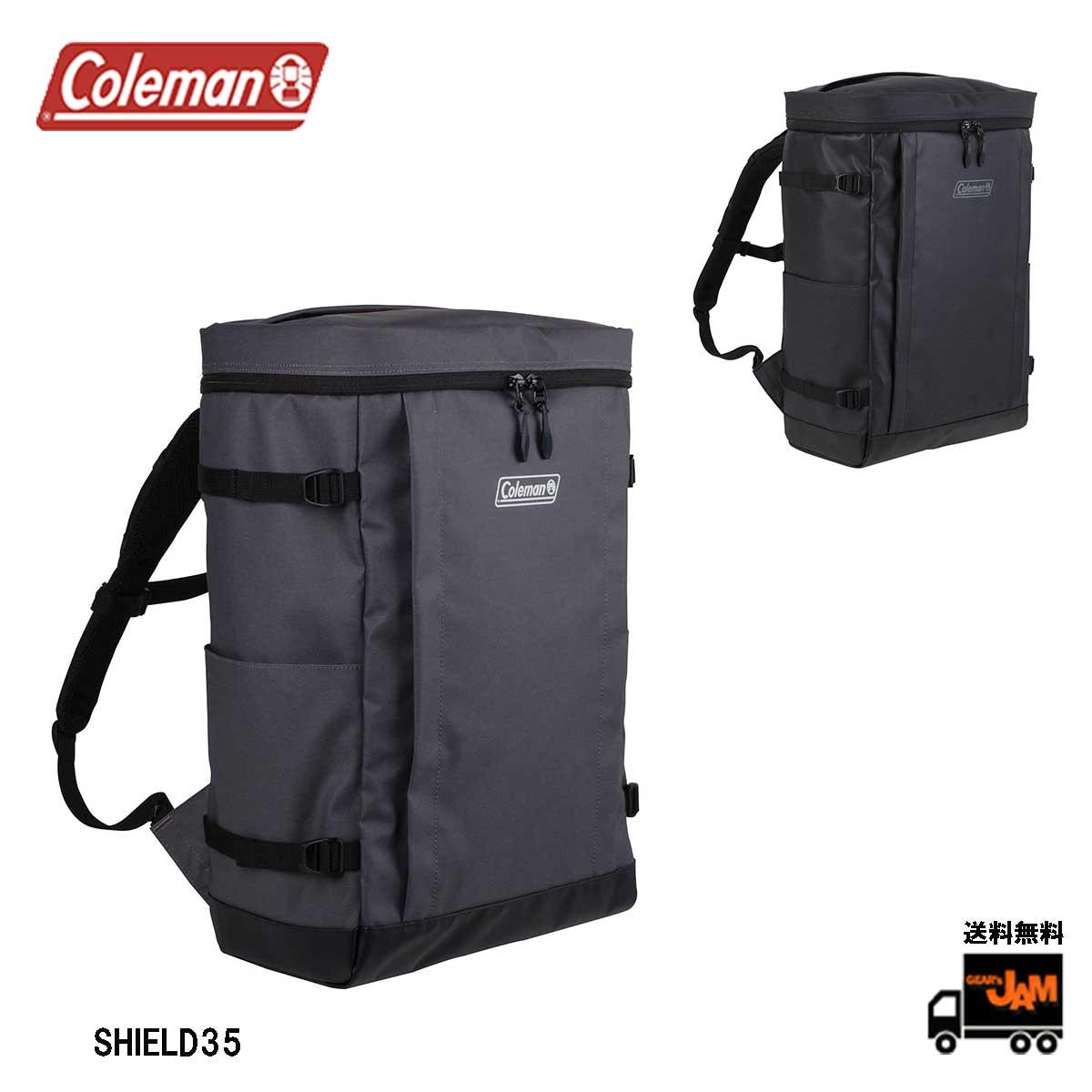 Coleman コールマン SHIELD35 シールド35 豊富な品 アウトドア リュックサック 新商品 リュック デイパック 耐水 レディース メンズ 35L A3 送料無料 撥水