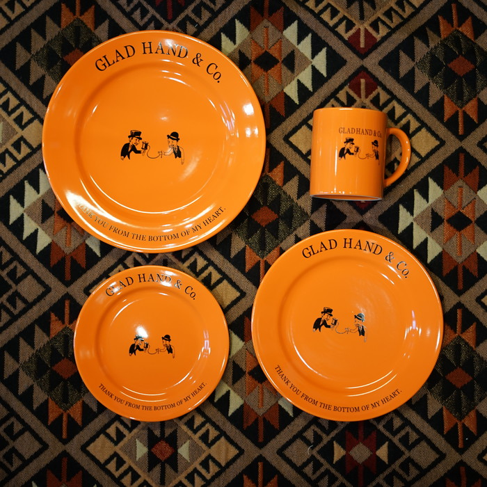 GLAD HAND (グラッドハンド) TABLE WARE COMPLETE SET
