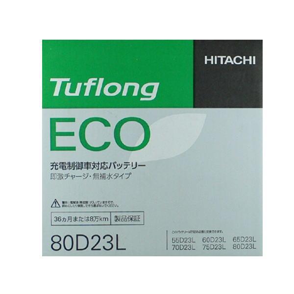 日立 タフロング Tuflong ECO JE80D23L 【BR】