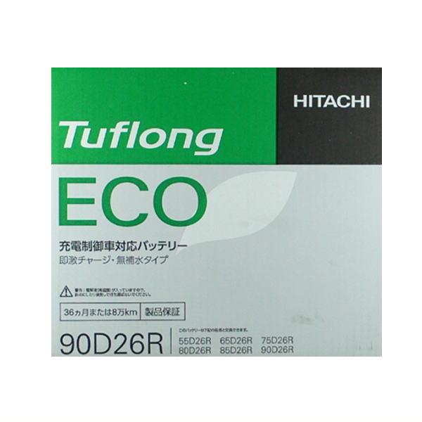 日立 タフロング Tuflong ECO JE90D26R 【BR】