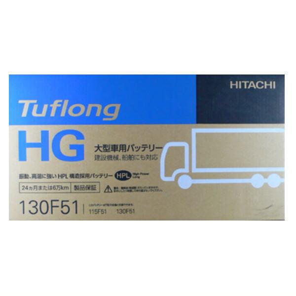 日立 タフロング Tuflong HG GH130F51 (3190096)【西濃便】【代引不可】【BR】