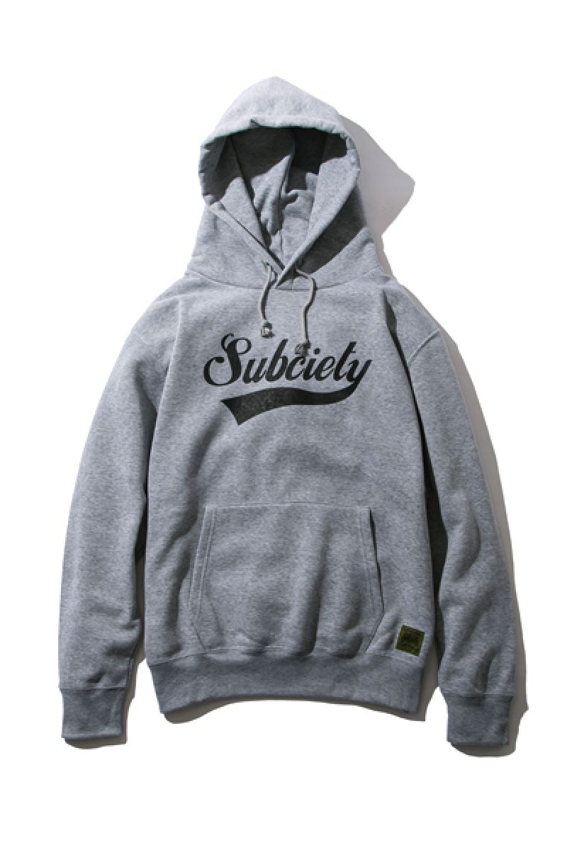 Subciety PARKA-GLORIOUS- GRAY