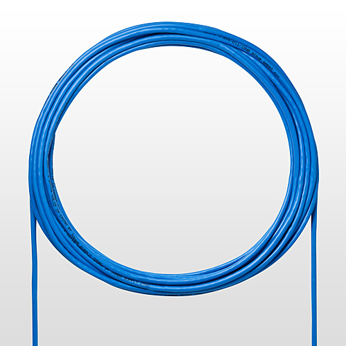 LANケーブル 自作用 300m カテゴリ5e 単線 UTP ブルー 500-LAN5-CB300BL サンワサプライ